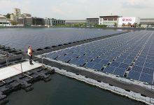 """Photo of โชว์นวัตกรรม """"โซลาร์ฟาร์มลอยน้ำ"""" โซลูชันครบวงจรรายแรกของไทย"""