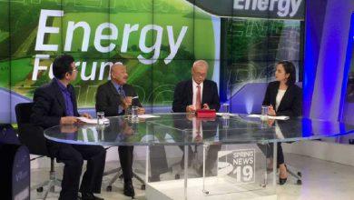 Photo of คุณผจญ ศรีบุญเรือง รองประธานกลุ่มฯ พลังงานหมุนเวียน ส.อ.ท. ให้สัมภาษณ์ รายการ ENERGY FORUM