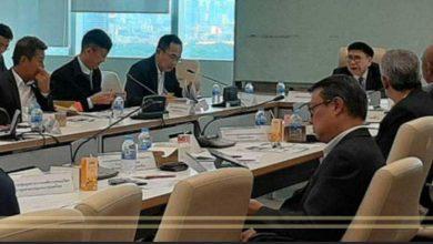 Photo of ประชุมคณะทำงานจัดทำข้อเสนอการเตรียมความพร้อม  ของระบบไฟฟ้าเพื่อรองรับพลังงานทดแทน