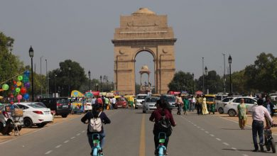 Photo of Electric vehicle sales in India jump, with two-wheeled scooters driving growth