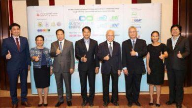 Photo of คุณนที สิทธิประศาสน์ รองประธานกลุ่มฯพลังงานหมุนเวียน ส.อ.ท. ร่วมงานแถลงข่าว การจัดงาน  ASEAN Sustainable Energy Week 2020
