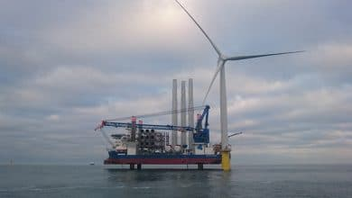 Photo of Storm Ellen powers UK wind farms to new generation record